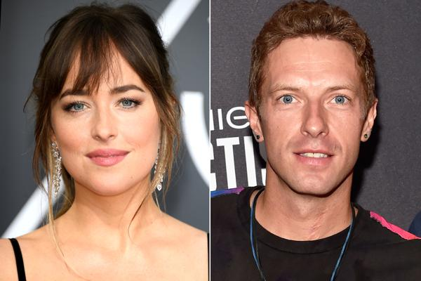 Commissioner Dakota Johnson denies, in fact that the actress is pregnant with the child of Chris Martin subsequently planes report