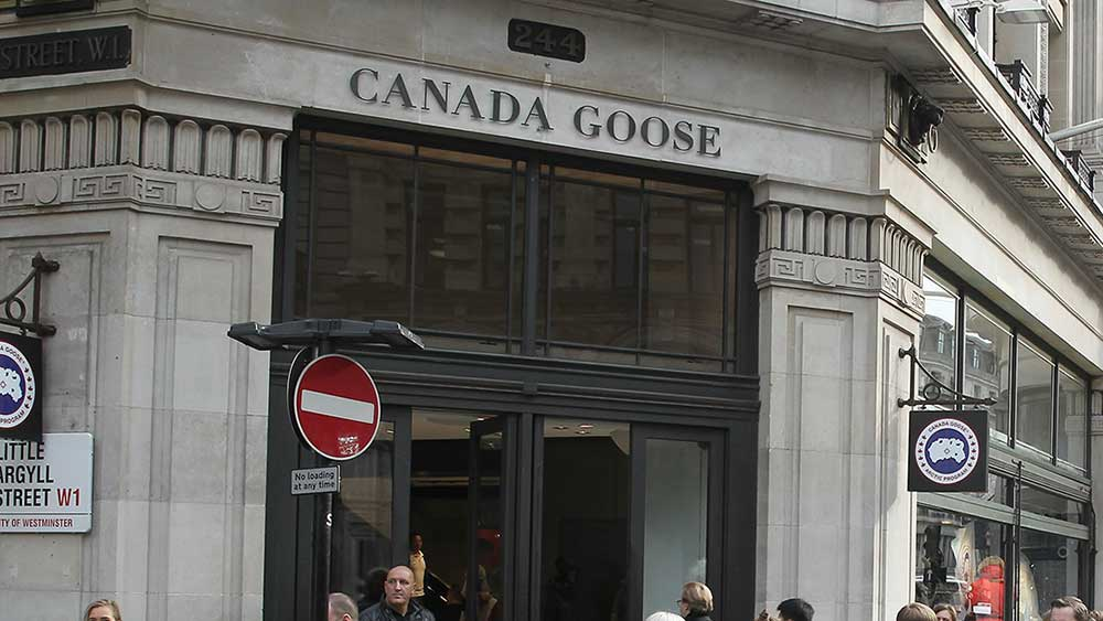 Canadian Goose profits Fly Past Views; Promotions Jump Higher than The point of Purchase